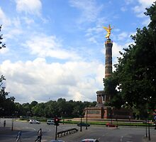 Berlin - Victory Column  by mmarco1954