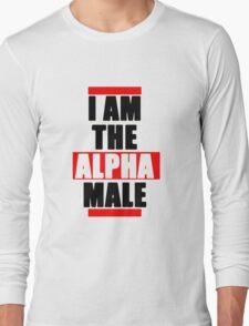 I Am The Alpha Male T-Shirt