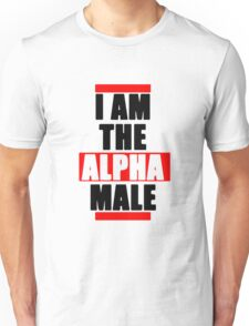 I Am The Alpha Male Unisex T-Shirt