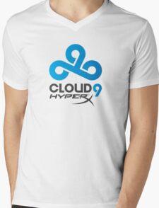Cloud 9 Mens V-Neck T-Shirt