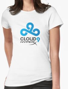 Cloud 9 Womens Fitted T-Shirt