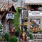 Gourdon -Alpes Martimes by GOSIA GRZYBEK