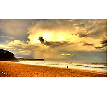 Dreamtime - Warriewood Beach - The HDR Experience Photographic Print