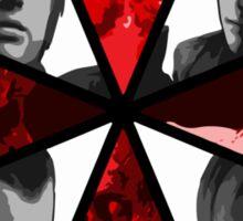 Resident Evil (remake) Umbrella logo Sticker