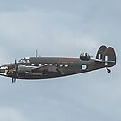 Hudson bomber by collpics