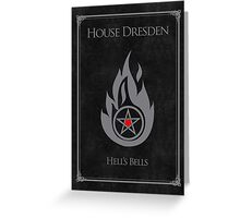 House Dresden - Hell's Bells Greeting Card