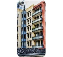 Colourful Building iPhone Case/Skin
