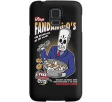 Rings Fandang-O's Cereals Samsung Galaxy Case/Skin