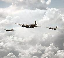 Mosquito Squadron  by J Biggadike
