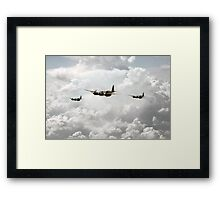 Mosquito Squadron  Framed Print