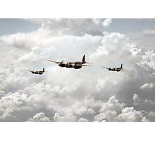 Mosquito Squadron  Photographic Print