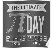 The Ultimate Pi Day Poster