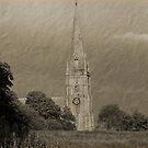 belmont church by Carl deary