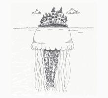Jellyfish City T-Shirt