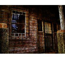 Fallen Into Disrepair Photographic Print