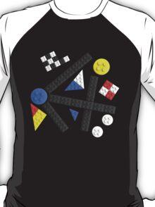 Kandinsky Toy Bricks T-Shirt