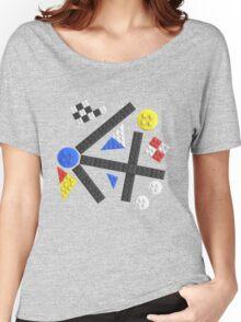 Kandinsky Toy Bricks Women's Relaxed Fit T-Shirt