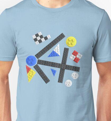Kandinsky Toy Bricks Unisex T-Shirt