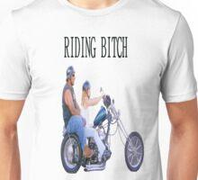 RIDING BITCH Unisex T-Shirt