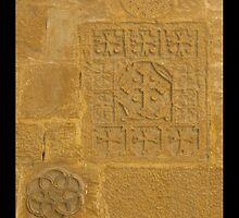Sandstone Crosses by staunto