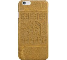 Sandstone Crosses iPhone Case/Skin