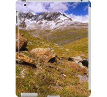In the Alps iPad Case/Skin