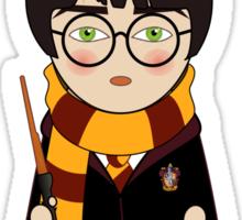 Kokeshi Harry Potter Sticker