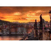 Praha Perception One Photographic Print