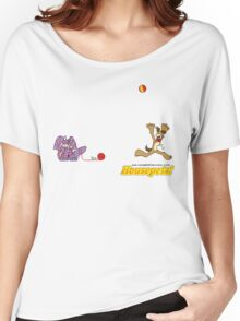 Housepets: Ball and Yarn Women's Relaxed Fit T-Shirt