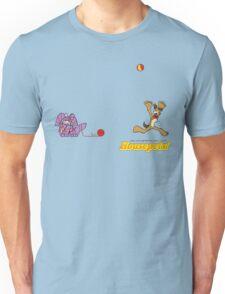 Housepets: Ball and Yarn Unisex T-Shirt