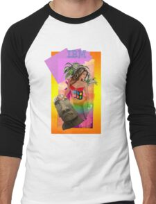 IBM Beauty Men's Baseball ¾ T-Shirt