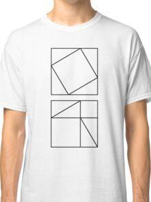 Pythagoras's Theorem Classic T-Shirt