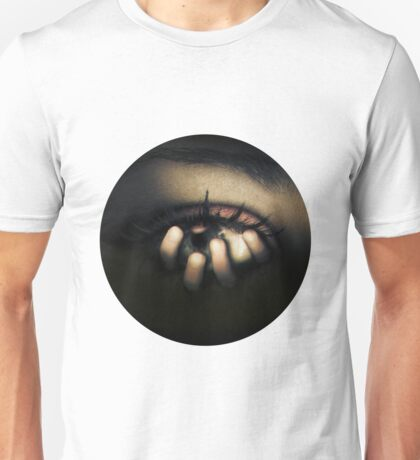 Out of Mein Eye Unisex T-Shirt