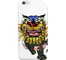 Dangerous-Dragon-Dog iPhone Case/Skin