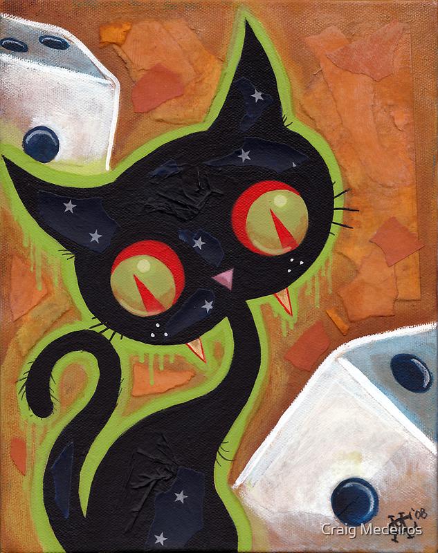 Snake Eyes by Craig Medeiros