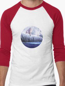 Inquisitive Huntress Men's Baseball ¾ T-Shirt