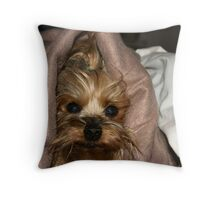 Spoiled ? Throw Pillow