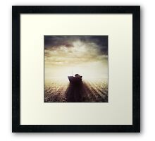Ambitions Abandoned Framed Print