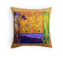 Alter Peace Throw Pillow