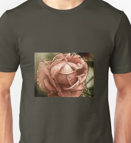 Old rose - Faded romance Unisex T-Shirt