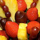 Juicy Fruit with some Chocolate!  by ZeeZeeshots