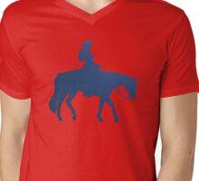 RIDE Mens V-Neck T-Shirt