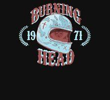 Burning Head Unisex T-Shirt