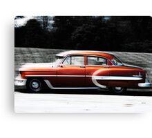 Vintage by Bel Air  Canvas Print