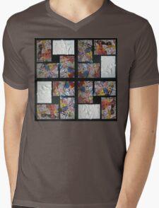 Reach Out Mens V-Neck T-Shirt