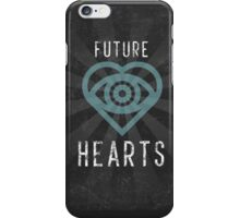 All Time Low Future Hearts art iPhone Case/Skin