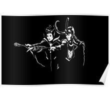 Dark Fiction Poster