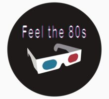 Feel the 80s Kids Clothes