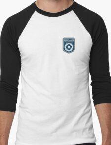 Interstellar Movie - Endurance Space Exploration Men's Baseball ¾ T-Shirt