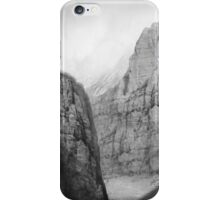 Shadow and Stone iPhone Case/Skin